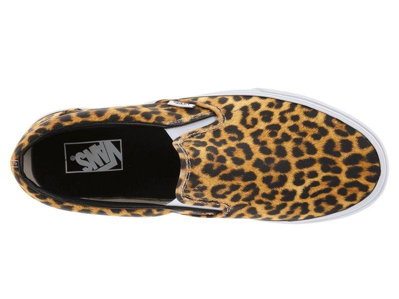 vans slip on digi leopard