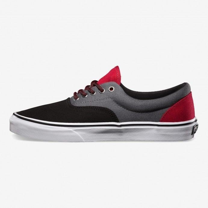 trampki VANS ERA 2 TONE BLACK CASTLE ROCK sklep