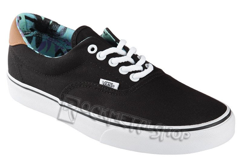 trampki VANS - ERA 59 C F BLACK BEACH GLASS - sklep RockMetalShop.pl 1219a8c2be