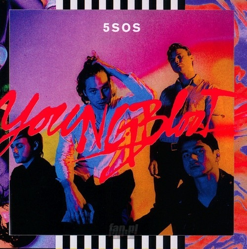5 SECONDS OF SUMMER: YOUNGBLOOD (CD)