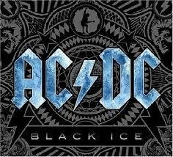 AC/DC : BLACK ICE (CD DELUXE)