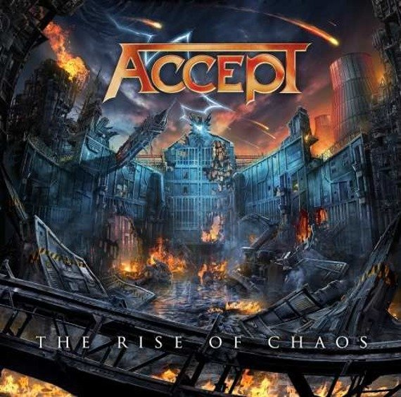 ACCEPT: THE RISE OF CHAOS (CD)