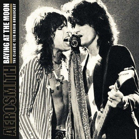 AEROSMITH: BAYING AT THE MOON (2LP VINYL)