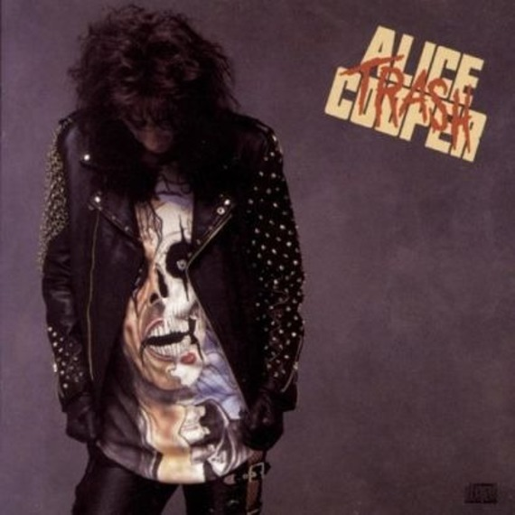 ALICE COOPER: TRASH (CD)