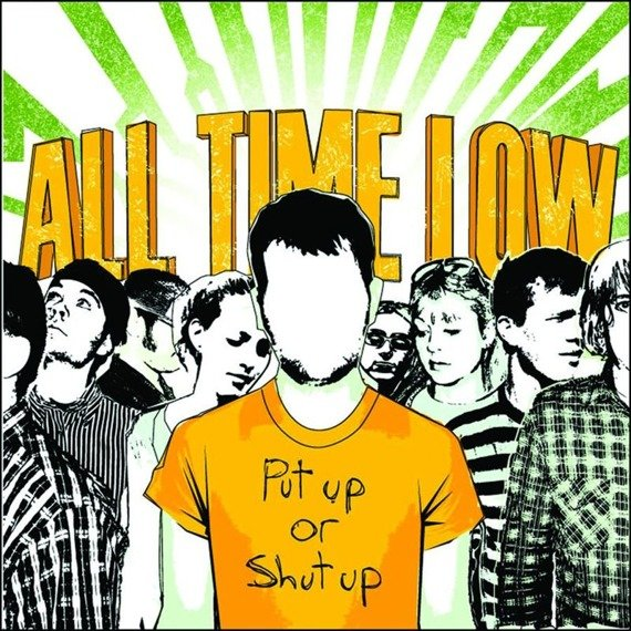 ALL TIME LOW: PUT UP OR SHUT UP (CD)