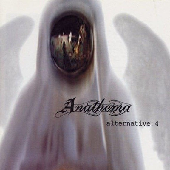 ANATHEMA: ALTERNATIVE 4 (CD)