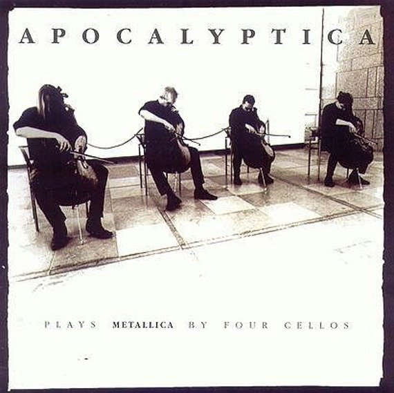 APOCALYPTICA: PLAYS METALLICA (CD)