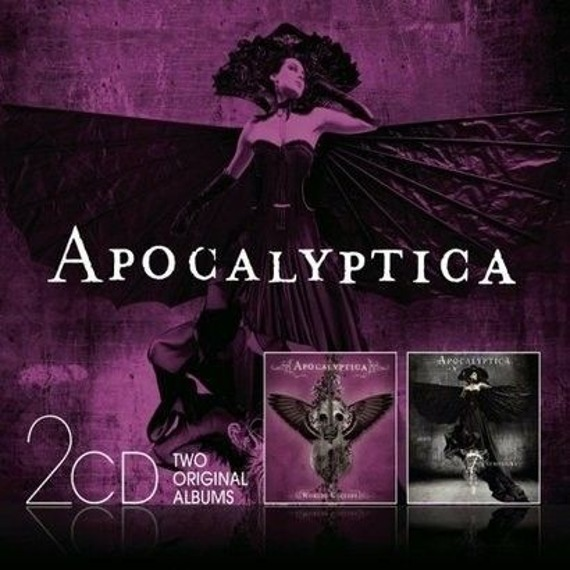 APOCALYPTICA: WORLDS COLLIDE / 7TH SYMPHONY (CD)