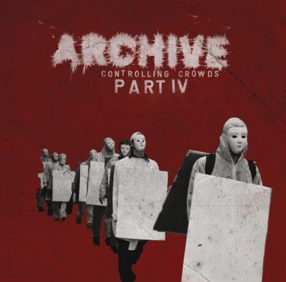 ARCHIVE: CONTROLLING CROWDS  PART IV (CD)