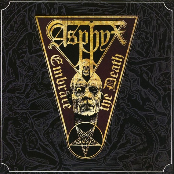 ASPHYX: EMBRACE TO DEATH (2CD)