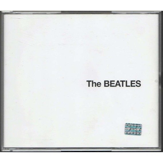BEATLES, THE: THE BEATLES (WHITE ALBUM) (2CD)