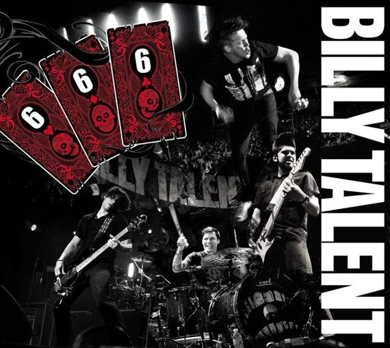 BILLY TALENT: 666 LIVE (CD+DVD)
