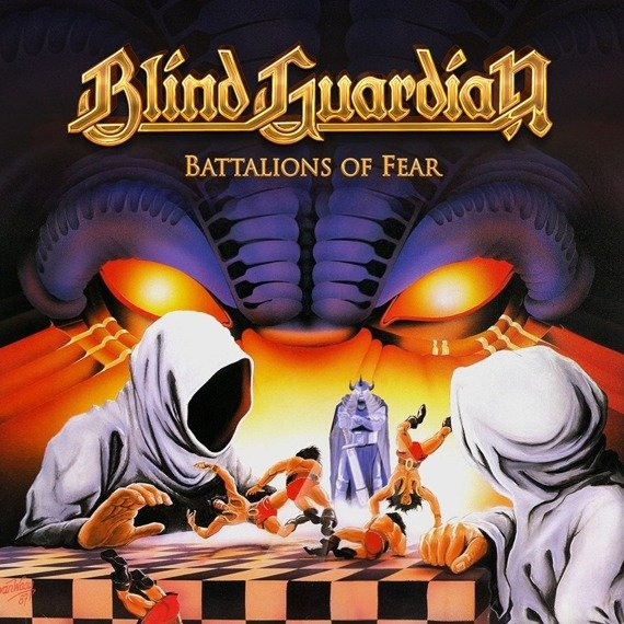 BLIND GUARDIAN:  BATTALIONS OF FEAR (2CD) REMIXED REMASTERED