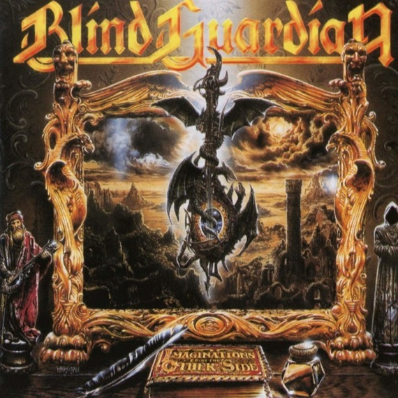 BLIND GUARDIAN:  IMAGINATIONS FROM THE OTHER SIDE (2CD) REMIXED REMASTERED