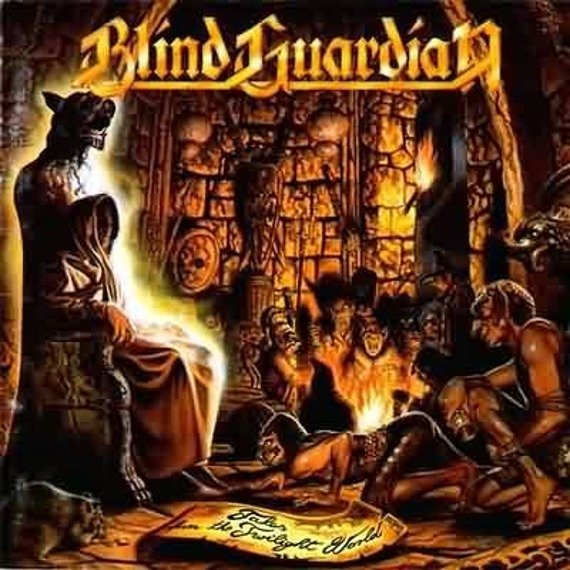 BLIND GUARDIAN:  TALES FROM THE TWILIGHT WORLD (CD)