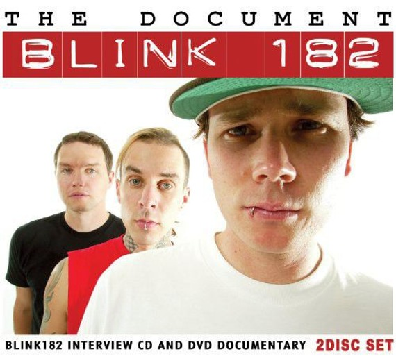 BLINK 182: THE DOCUMENT (CD+DVD)