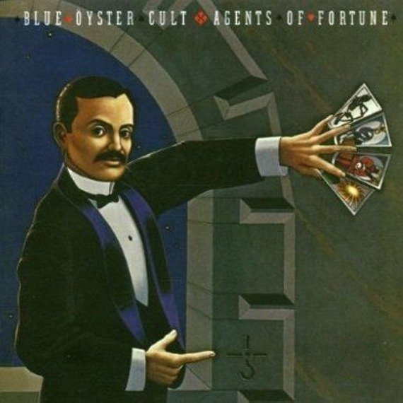 BLUE OYSTER CULT: AGENTS OF FORTUNE (CD)