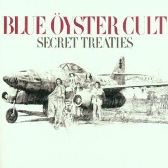 BLUE OYSTER CULT: SECRET TREATIES (CD)