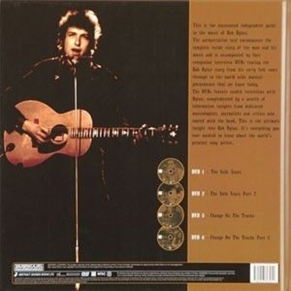 BOB DYLAN: AFTER THE CRASH 1966-1976 (DVD+CD)