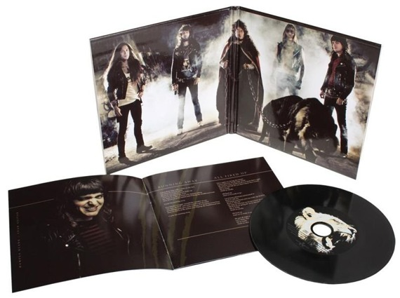 BULLET: FULL PULL(CD) DIGIPACK