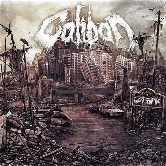 CALIBAN: GHOST EMPIRE (CD+DVD DELUXE)