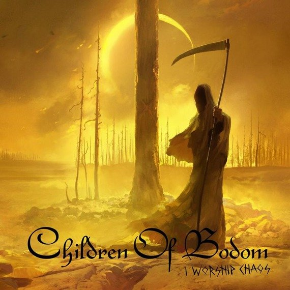 CHILDREN OF BODOM: I WORSHIP CHAOS (CD+DVD) DIGIBOOK