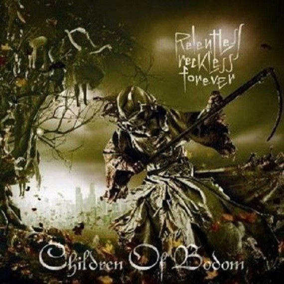 CHILDREN OF BODOM: RELENTLESS, RECKLESS FOREVER (CD)