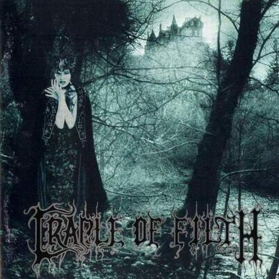 CRADLE OF FILTH : DUSK AND HER EMBRACE (CD)