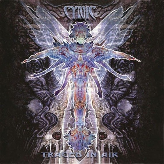 CYNIC: TRACED IN AIR (LP VINYL)