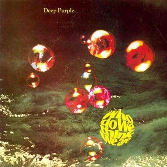 DEEP PURPLE: WHO DO WE THINK WE ARE (CD) REMASTER