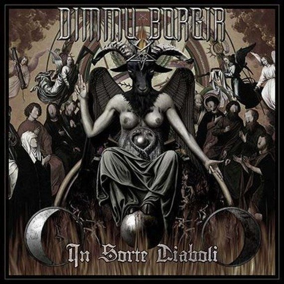 DIMMU BORGIR - IN SORTE DIABOLI (CD)
