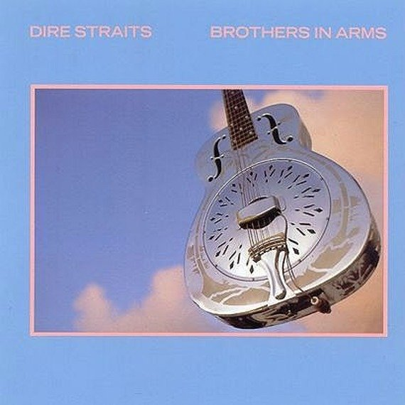 DIRE STRAITS: BROTHERS IN ARMS (CD)