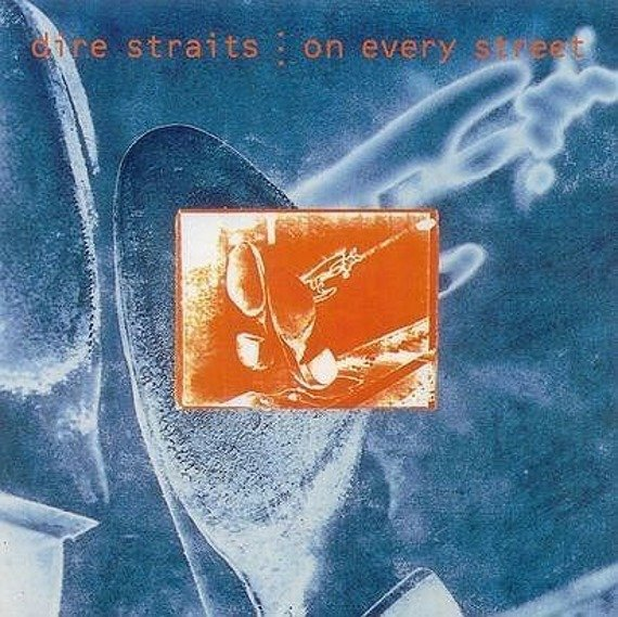 DIRE STRAITS: ON EVERY STREET (CD)