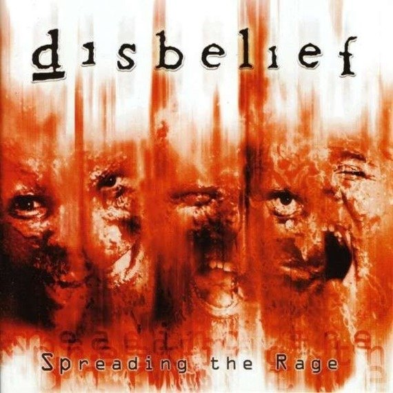 DISBELIEF: SPREADING THE RAGE! (2CD)