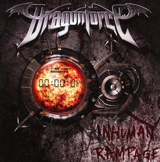 DRAGONFORCE: INHUMAN RAMPAGE (CD)