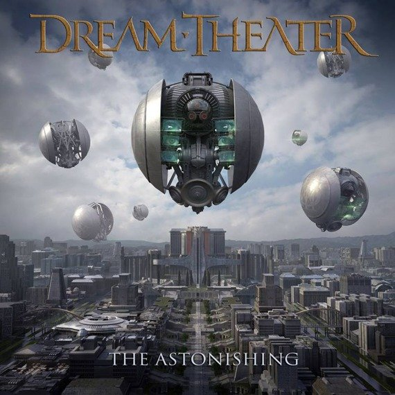 DREAM THEATER: THE ASTONISHING (2CD)