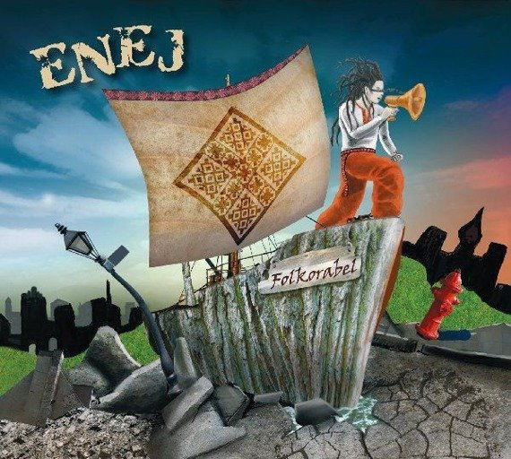 ENEJ: FOLKORABEL (CD)