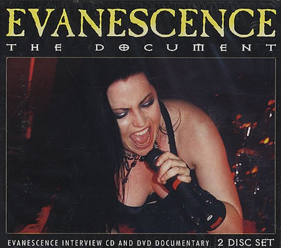 EVANESCENCE: THE DOCUMENT (CD+DVD)