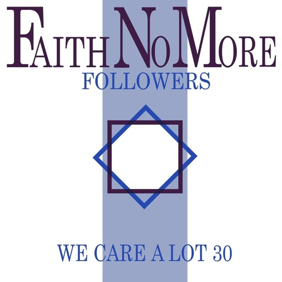 FAITH NO MORE: WE CARE A LOT (CD)