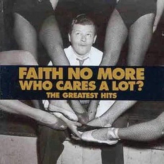 FAITH NO MORE: WHO CARES A LOT? (CD)