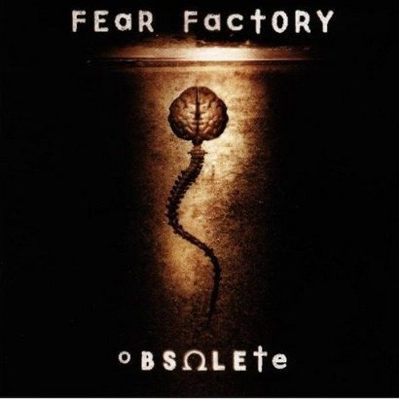 FEAR FACTORY: OBSOLETE (CD)