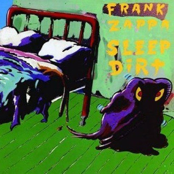 FRANK ZAPPA: SLEEP DIRT (CD)