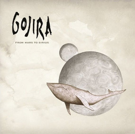 GOJIRA: FROM MARS TO SIRIUS (CD)