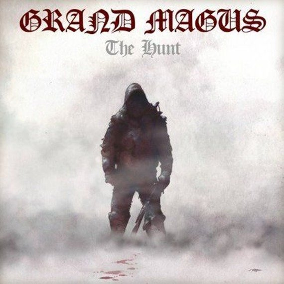 GRAND MAGUS: THE HUNT (CD) LIMITED