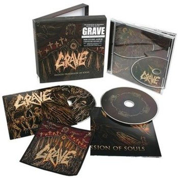 GRAVE: ENDLESS PROCESSION OF SOULS (2CD)
