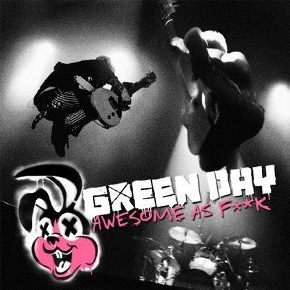 GREEN DAY : AWESOME AS FUCK (CD+DVD)