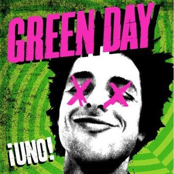 GREEN DAY : UNO ! (CD)