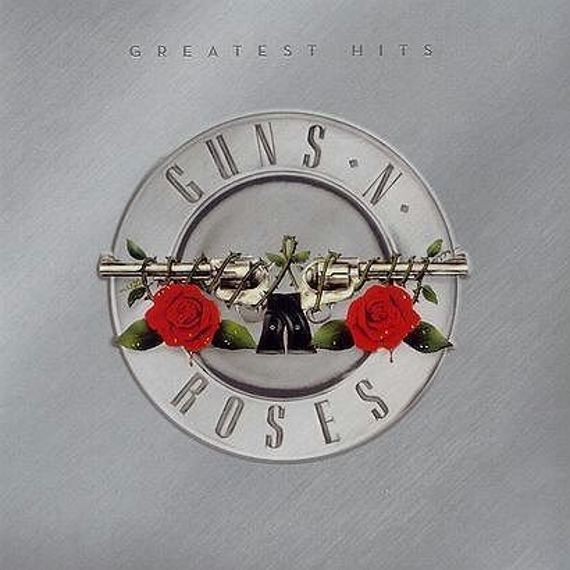 GUNS N' ROSES: GREATEST HITS.....EU (CD)