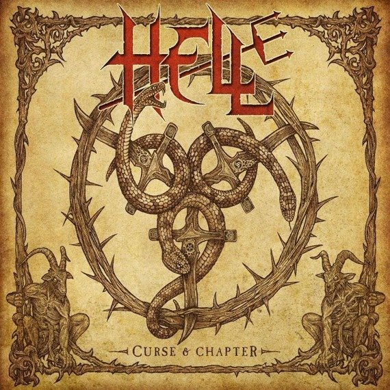 HELL: CURSE & CHAPTER (2LP VINYL)