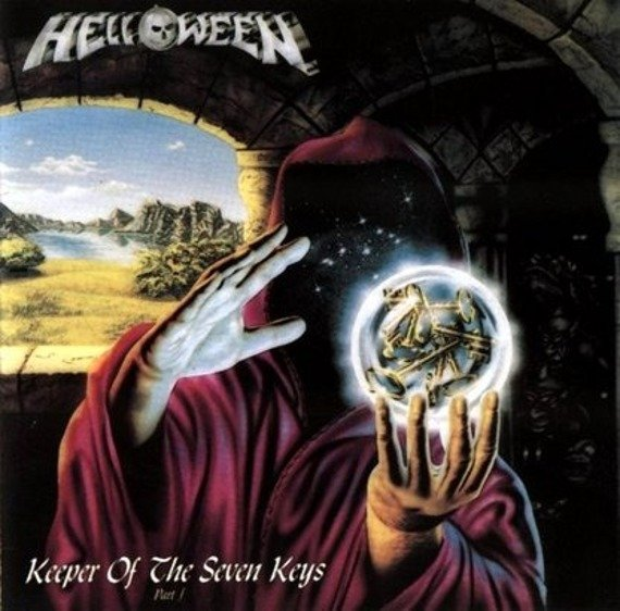 HELLOWEEN: KEEPER OF THE SEVEN KEYS (CD)